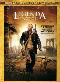 Legenda vagyok DVD