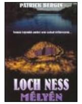 Loch Ness mélyén DVD