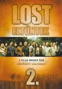 Lost - Eltűntek DVD
