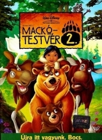 Mackótestvér 2. DVD