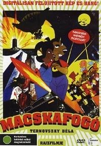 Macskafogó DVD