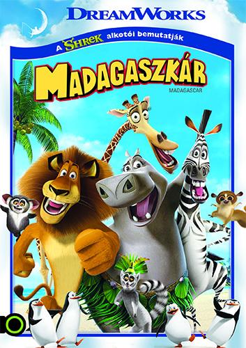 Madagaszk�r DVD