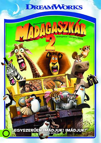 Madagaszk�r 2. DVD