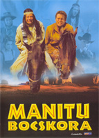 Manitu bocskora DVD