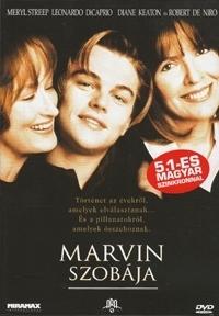 Marvin szobája DVD