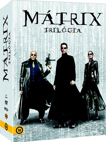 M�trix tril�gia (3 DVD) DVD