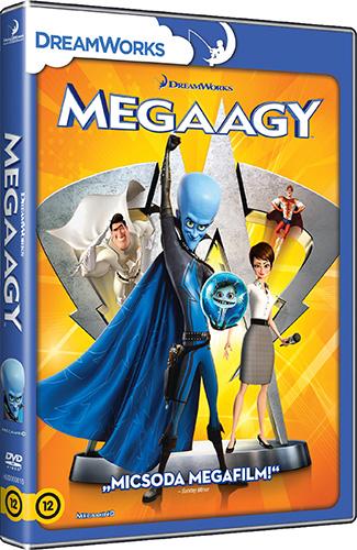 Megaagy DVD