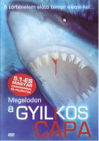 Megalodon, a gyilkos cápa DVD