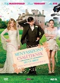 Menyasszony csaléteknek DVD