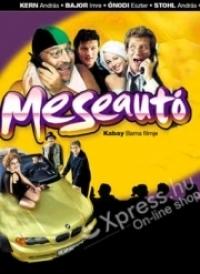 Meseautó DVD