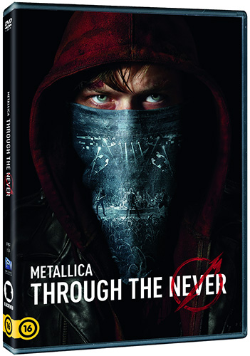 Metallica: Through the Never DVD