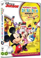 Mickey Eg�r J�tsz�tere DVD