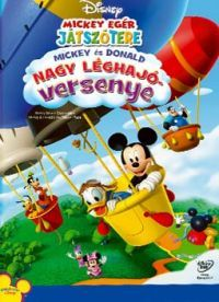 Mickey Egér Játszótere DVD