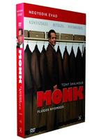 Monk - A fl�gos nyomoz� DVD