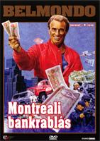 Montreali bankrabl�s DVD