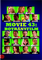 Movie 43 - Botr�nyfilm DVD