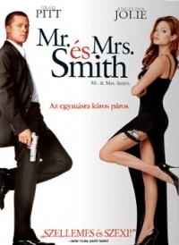 Mr. és Mrs. Smith DVD