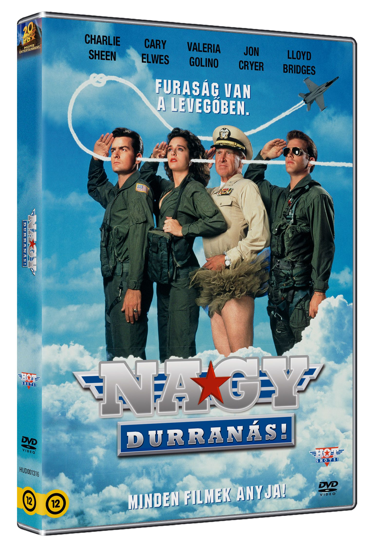 Nagy durran�s DVD