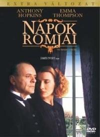 Napok romjai DVD