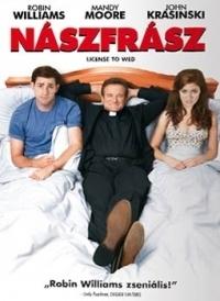 Nászfrász DVD