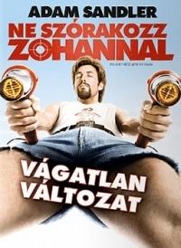 Ne szórakozz Zohannal! DVD