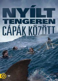 Nyílt tengeren - Cápák között DVD