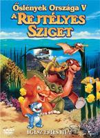 Őslények országa 5. - Rejtélyes sziget DVD