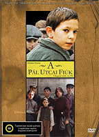 Pál utcai fiúk DVD