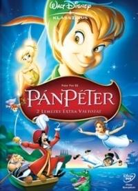 Pán Péter DVD