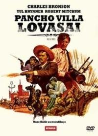 Pancho Villa lovasai DVD
