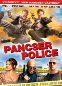 Pancserpolice DVD