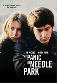 Pánik a Tű parkban DVD