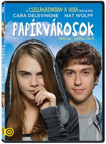 Pap�rv�rosok DVD