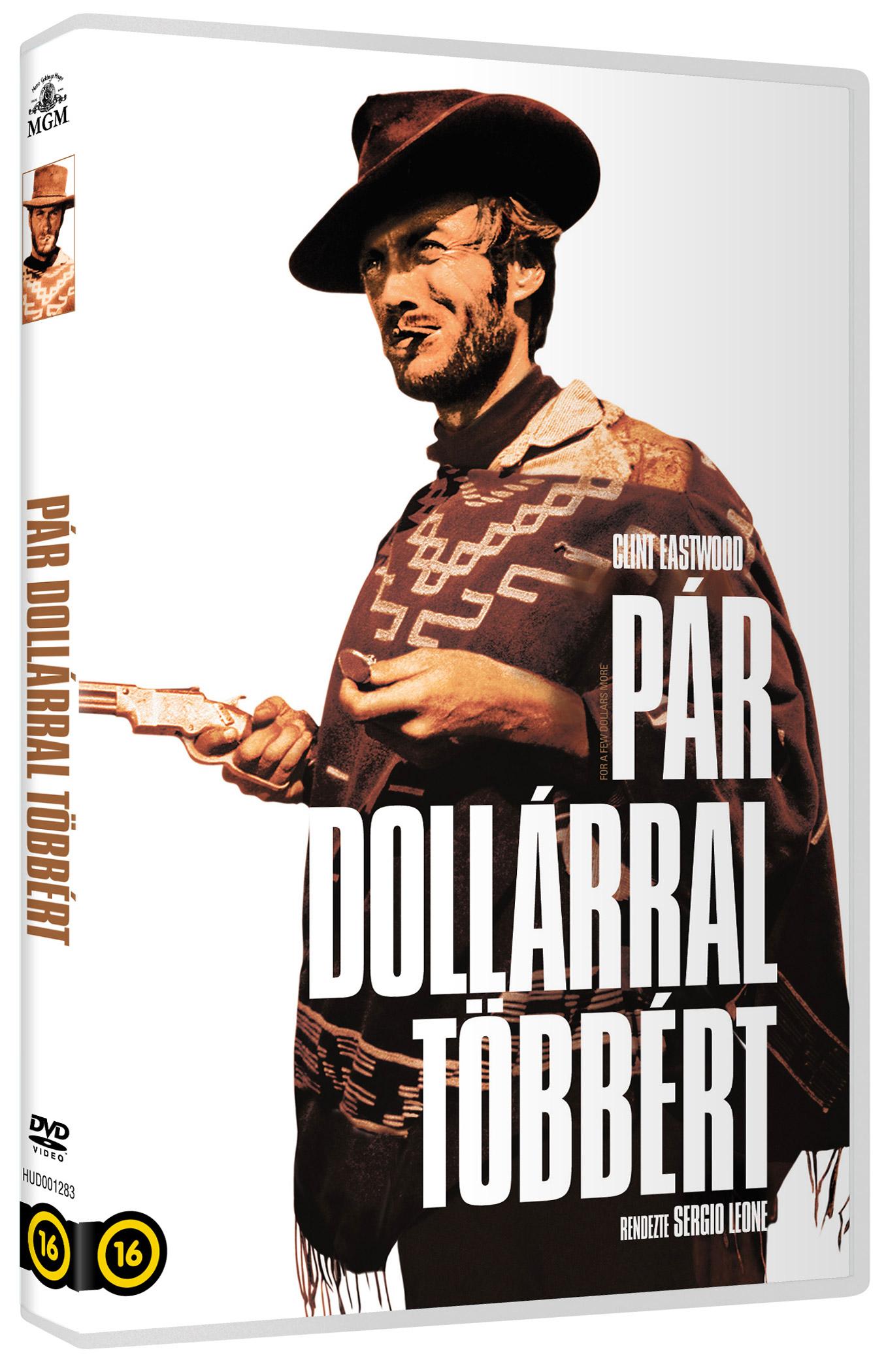 Pár dollárral többért DVD