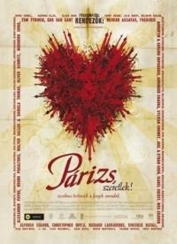 Párizs, szeretlek! DVD