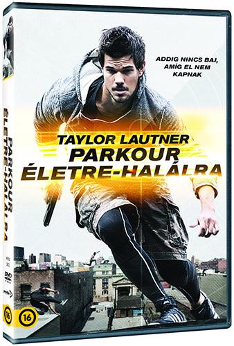 Parkour �letre-hal�lra DVD