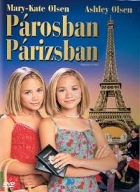 Párosban Párizsban DVD