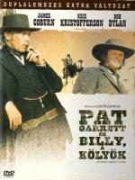 Pat Garrett �s Billy a k�ly�k (2 DVD) - Extra v�ltozat DVD