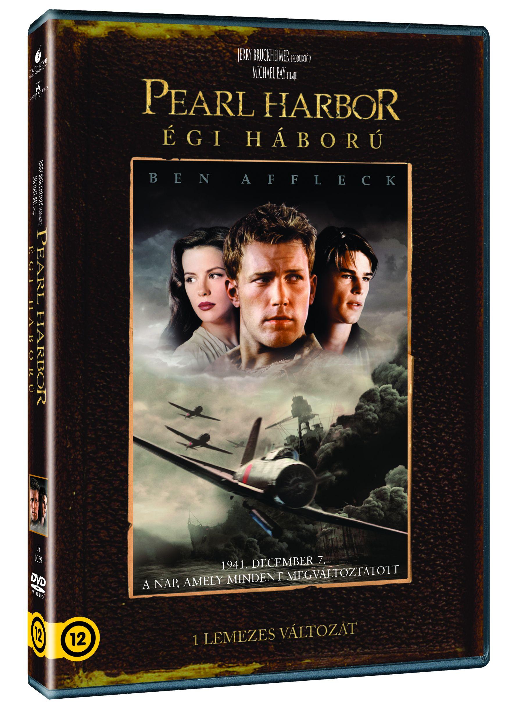 Pearl Harbor - �gi h�bor� DVD