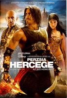 Perzsia hercege - Az idő homokja DVD