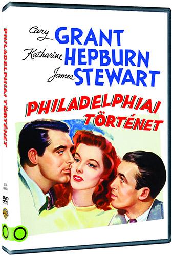 Philadelphiai történet DVD