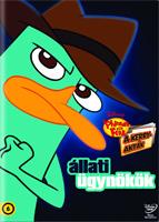 Phineas és Ferb - Állati Ügynökök DVD