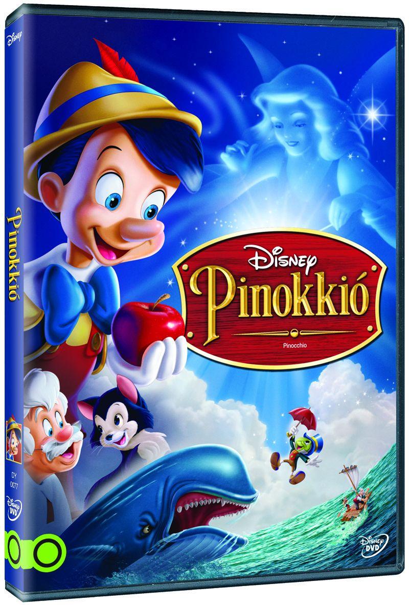 Pinokkió (1 DVD) DVD