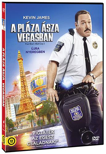 Pláza ásza Vegasban DVD