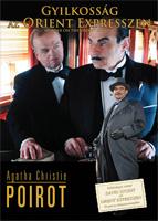 Poirot t�rt�netei: Gyilkoss�g az Orient expresszen DVD