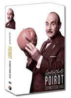 Poirot történetei: Gyilkosság az Orient expresszen DVD