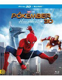 Pókember: Hazatérés 2D és 3D Blu-ray