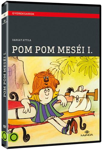 Pom Pom mes�i 1. DVD
