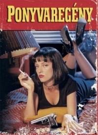 Ponyvaregény DVD