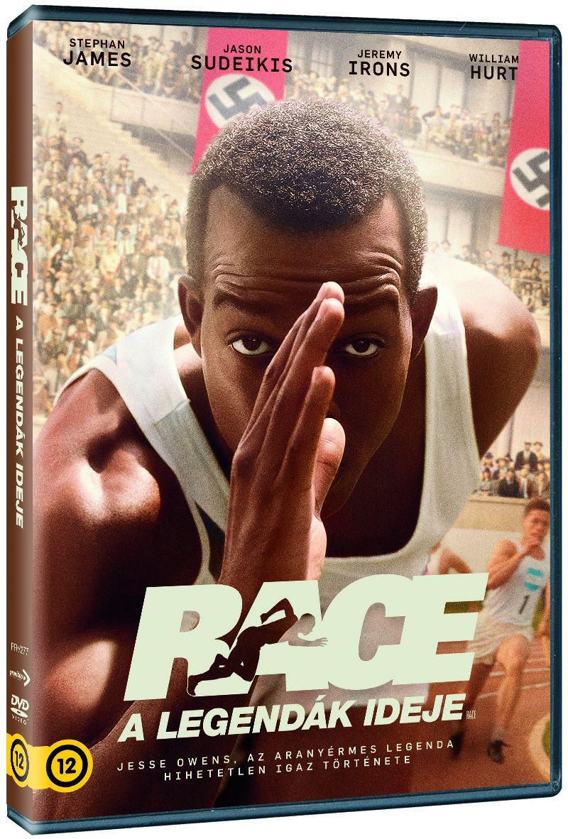 Race: A legendák ideje DVD